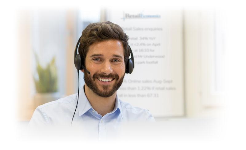 Help Desk Support Retail Economics