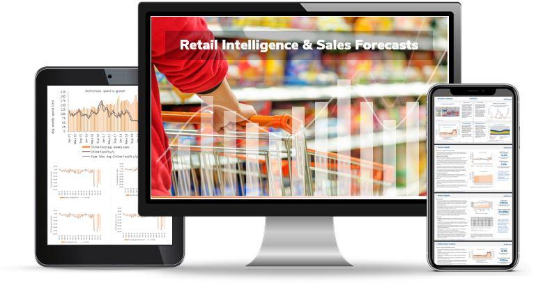 Retail Market Data Sales Forecasts