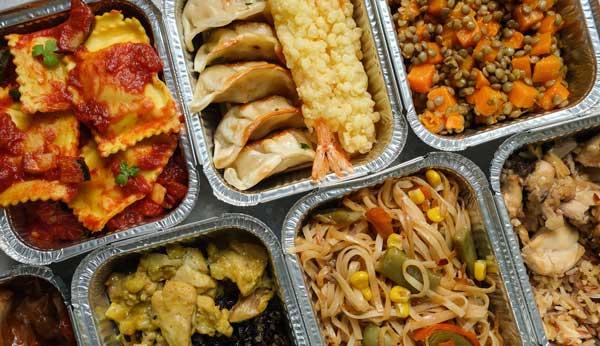 Takeaway industry food UK retail economics